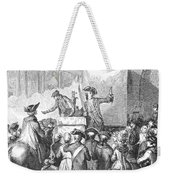 Medicine: Charlatan Weekender Tote Bag