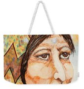 Medicine Woman Weekender Tote Bag
