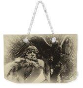 Medieval Barbarian Artur And Spirit 2 Weekender Tote Bag