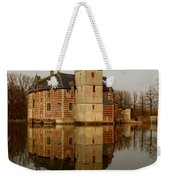 Medieval Castle Weekender Tote Bag