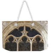Medieval Church Window Ornaments Weekender Tote Bag