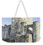 Medieval Conwy Weekender Tote Bag