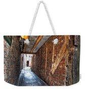 Medieval Doorway Weekender Tote Bag