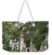 Medieval Durnstein Weekender Tote Bag