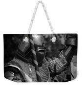 Medieval Faire Knight's Victory 1 Weekender Tote Bag