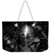 Medieval Faire Knight's Victory 2 Weekender Tote Bag