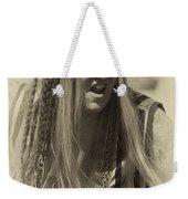 Medieval Female Gladiator Weekender Tote Bag