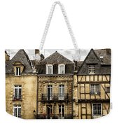 Medieval Houses In Vannes Weekender Tote Bag by Elena Elisseeva