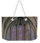 Medieval Stained Glass Weekender Tote Bag
