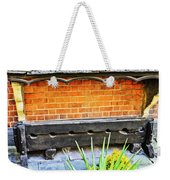 Medieval Stockade Weekender Tote Bag