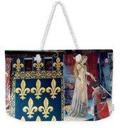 Medieval Tapestry Weekender Tote Bag