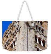 Medieval Tower Weekender Tote Bag