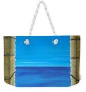 Meditation Weekender Tote Bag by Pamela Allegretto