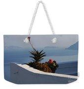 Mediterranean Views Weekender Tote Bag