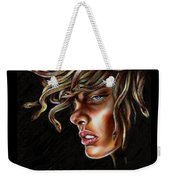 Medusa No. One Weekender Tote Bag