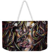 Medusa No. Three Weekender Tote Bag
