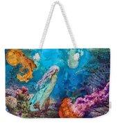 Medusa's Garden Weekender Tote Bag