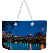 Medway Bridge Weekender Tote Bag