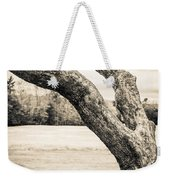 Meet Me Under The Old Apple Tree Weekender Tote Bag
