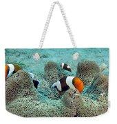 Meet The Nemo Family Weekender Tote Bag