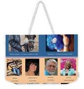 Meet The Team Weekender Tote Bag