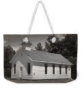 Meeting House Weekender Tote Bag