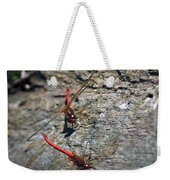 Meeting Weekender Tote Bag