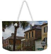 Meeting Street Homes Weekender Tote Bag