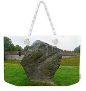 Megalith At Avebury Weekender Tote Bag