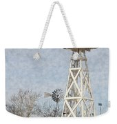Megan's Windmill Weekender Tote Bag