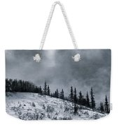 Melancholia Pines And Trees Weekender Tote Bag