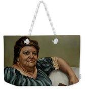Melanie Weekender Tote Bag