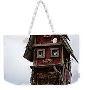 Melba Idaho's Birdhouse Weekender Tote Bag