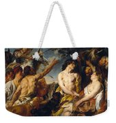 Meleager And Atalante Weekender Tote Bag