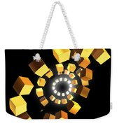 Melody And Harmony Weekender Tote Bag