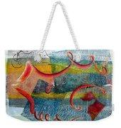 Melody In My Mind Weekender Tote Bag