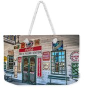 Mel's Filling Station Weekender Tote Bag