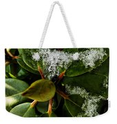 Melting Crystals Weekender Tote Bag