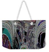 Melting Pot Weekender Tote Bag