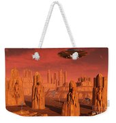 Members Of The Planets Advanced Weekender Tote Bag