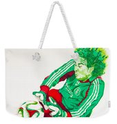 Memo Ochoa Drawing Weekender Tote Bag