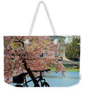 Memorial Bicycle Weekender Tote Bag