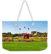 Memorial Circle Weekender Tote Bag