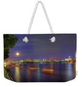 Memorial Drive - Cambridge Weekender Tote Bag