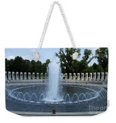 Memorial Fountain Washington Dc Weekender Tote Bag