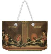 Memorial To John And Thomas Weekender Tote Bag