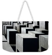 Memorial To The Murdered Jews Of Europe Weekender Tote Bag by RicardMN Photography
