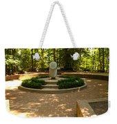 Memorial To The Slaves Weekender Tote Bag