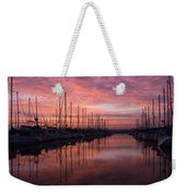 Memories Of Last Summer Weekender Tote Bag