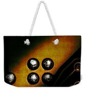 Memory Chip Number Three Weekender Tote Bag by Bob Orsillo